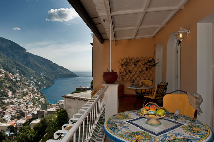 Casa Le Terrazze – Holiday House in Positano