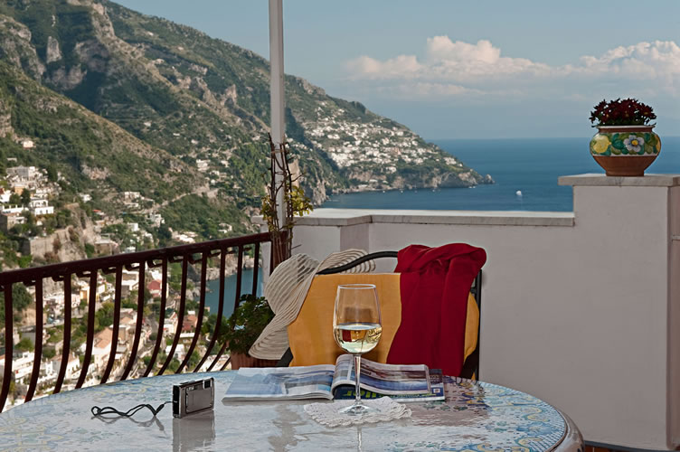 Casa Le Terrazze – Holiday House in Positano